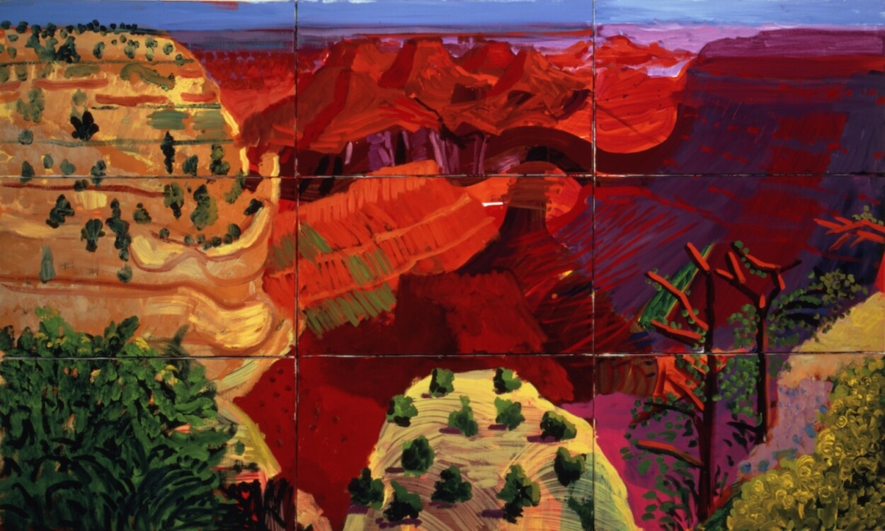 «Великий каньйон», 1998