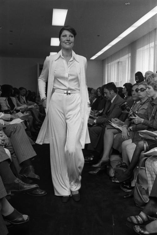 Calvin Klein осень 1973