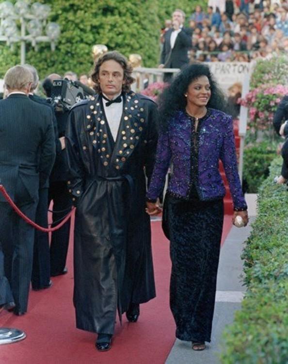 Мужчина, пришедшый с Дайяной Росс, 1985