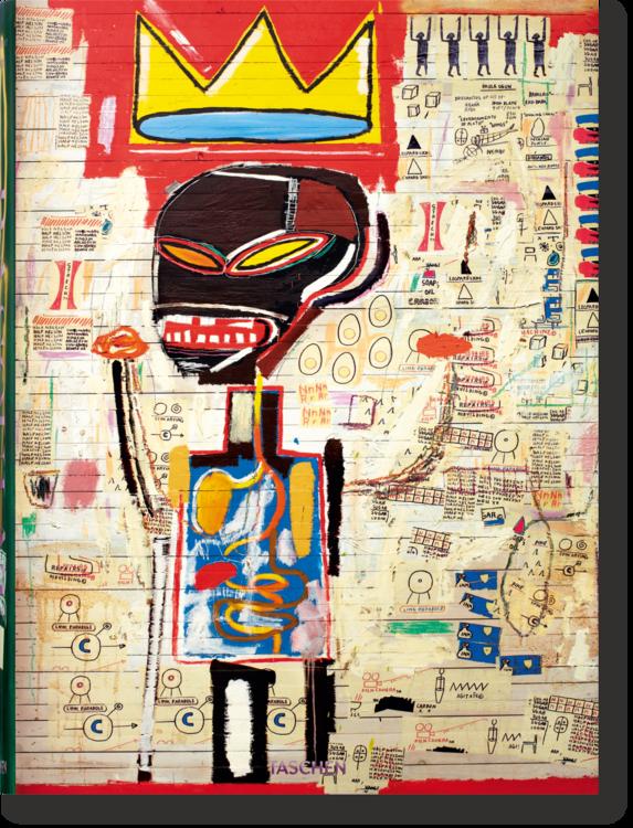 Jean-Michel Basquiat, TASCHEN Books