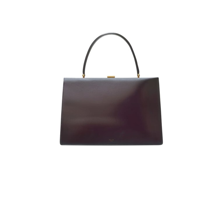 Кожаная сумка, Céline