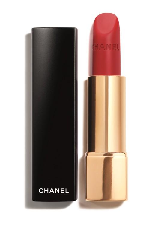 Помада Rouge Allure Velvet №56 Rouge Charnel, Chanel