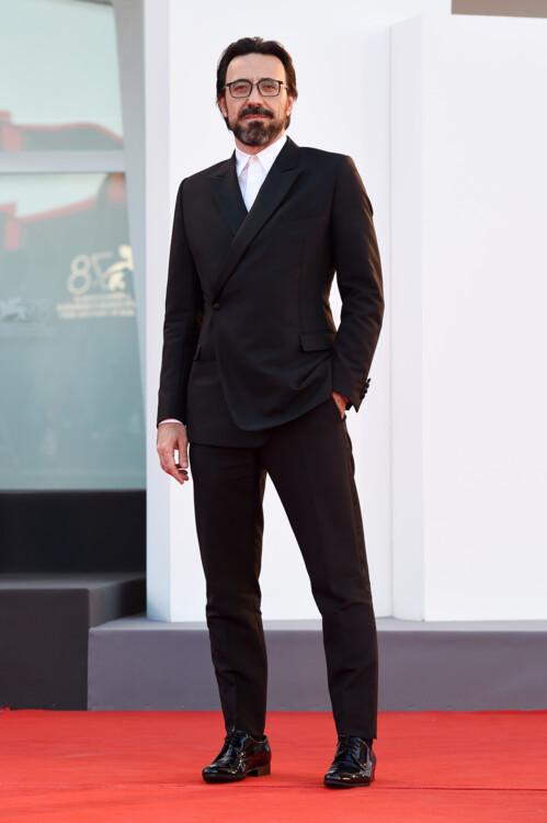 Исраэль Элехальде в Dior Men