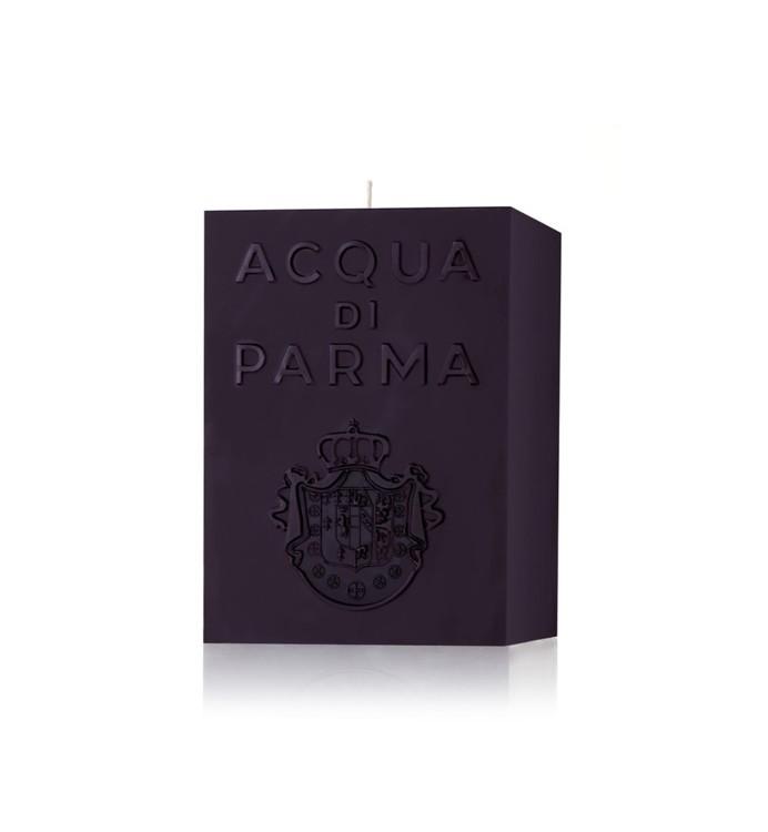 свеча Acqua di Parma, Amber black