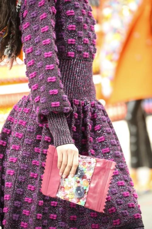 Chanel осень-зима 2014/2015