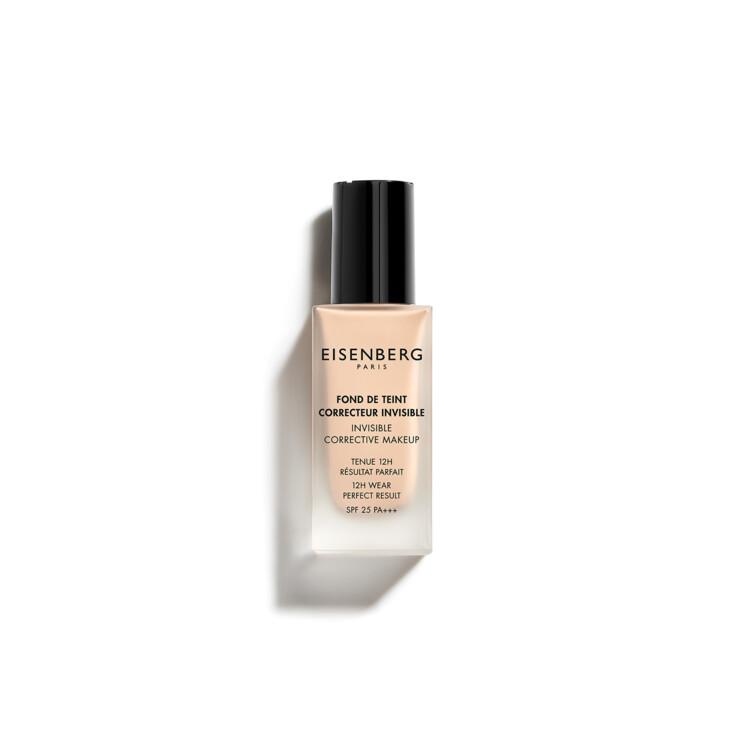 Тональная основа Invisible Corrective Makeup SPF 25, PA+++ из коллекции Le Maquillage, Eisenberg (доступна в 8 оттенках)