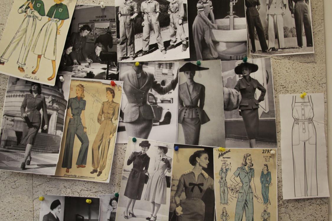Новая коллекция The Coat by Katya Silchenko посвящена жизни женщины в послевоенные годы