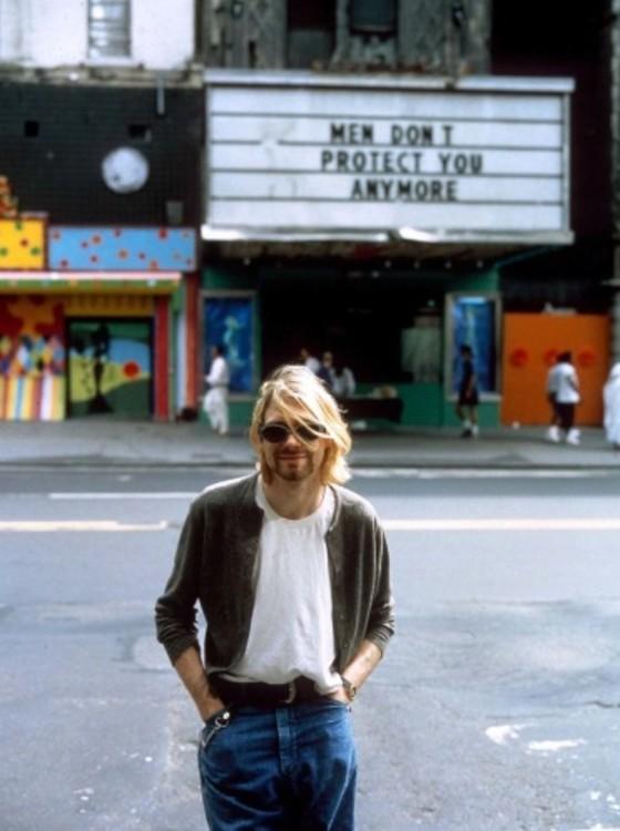 Курт Кобейн, 1993 год