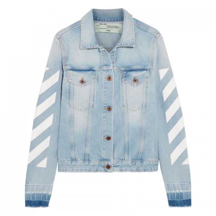 Джинсова куртка Off-White
