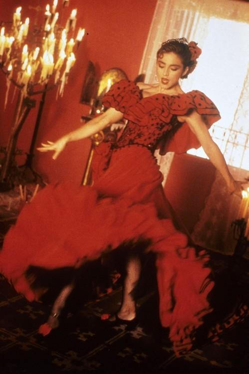 Клип La Isla Bonita, 1986 год