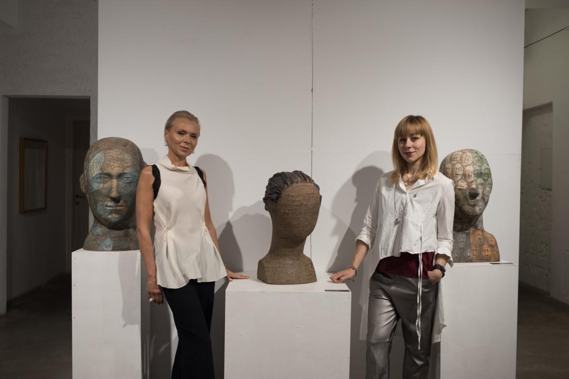 Татьяна Миронова и Наталья Корф-Иванюк
