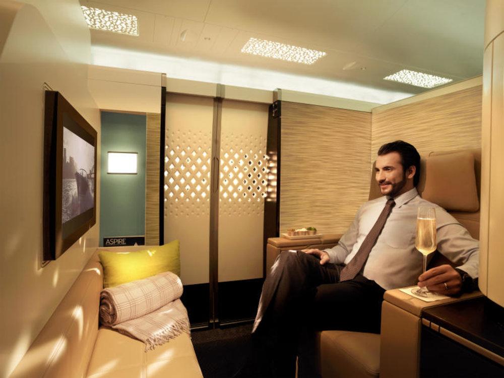 Business-класс, Emirates