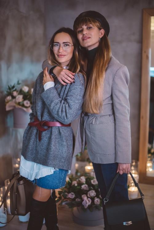 Алиса Илиева и Тина Сизонова