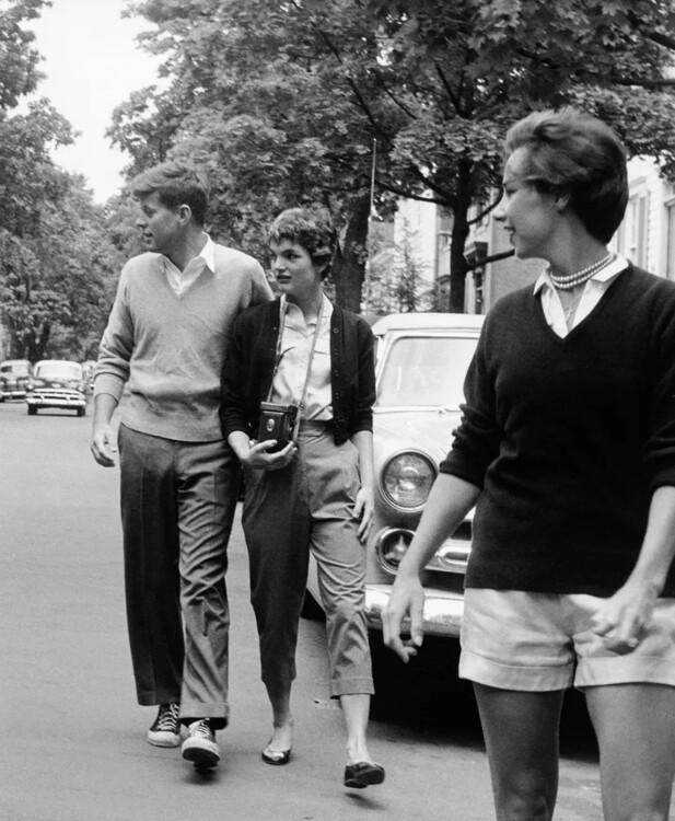 Джон Фицджеральд Кеннеди и Джеки Кеннеди, 1963 год
