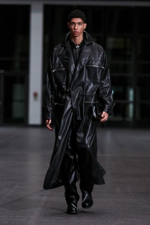 GmbH Menswear осінь-зима 2021/2022