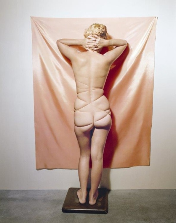 Untitled from Early Color portfolio - 1976 Jo Ann Callis courtesy ROSEGALLERY