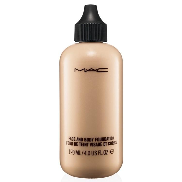 Тональная основа для лица и тела Face & Body Foundation, MAC