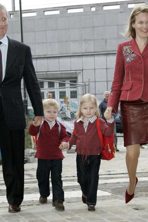 Принцесса Элизабет и принц Габриэль, 2006