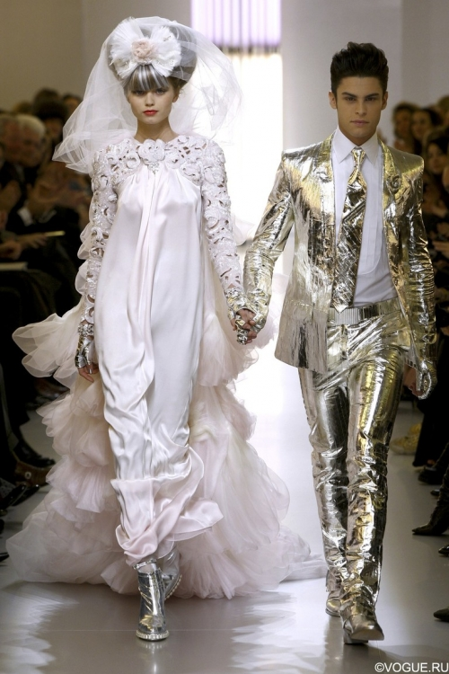 Chanel Couture весна-лето 2010