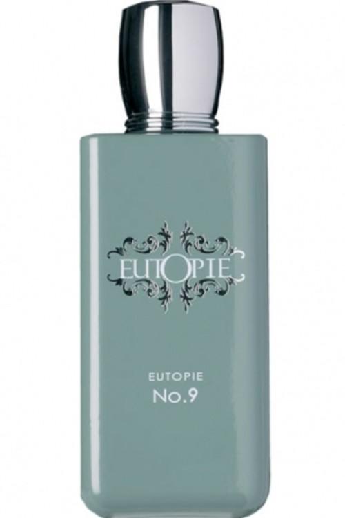 No.9, Eutopie, с нотами шалфея, мха, фиалковых листьев, ветивера и лайма