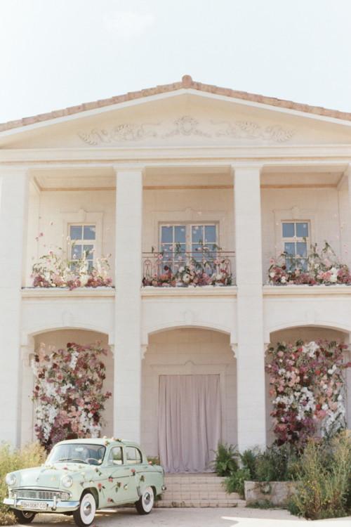 Весільні тренди 2018: івент-агентство Event Cafe Family Agency, бюро весільного дизайну ComilfoDecor, бутік весільної та вечірньої моди Concept Bride, MUAH від G.Bar.