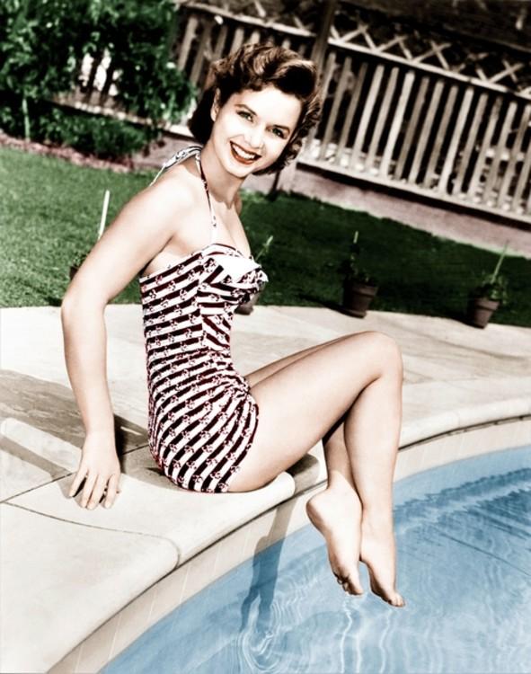 Дебби Рейнольдс, 1954