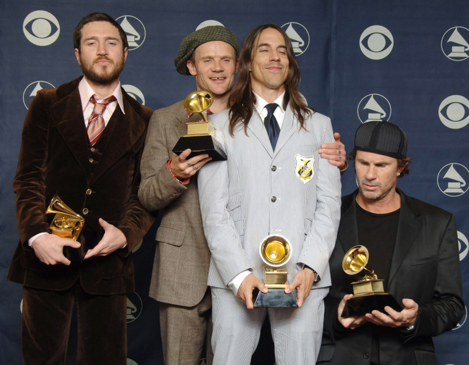 На GRAMMY Awards в 2007 году. RHCP стали победителями в номинациях Best Rock Album, Best Rock Song за песню Dani California и Best Rock Performance