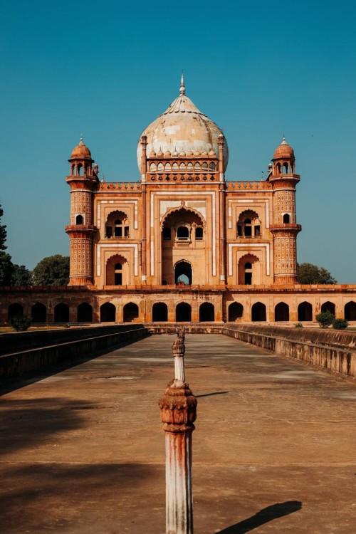 12. Нью-Дели, Индия. Photo: Darklabs India / Unsplash