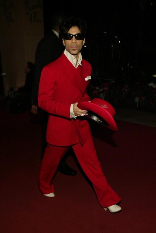 Принц на «Грэмми», 2004