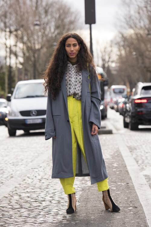 Как носить главные цвета 2021 года по версии Pantone стритстайл фото идеи фото