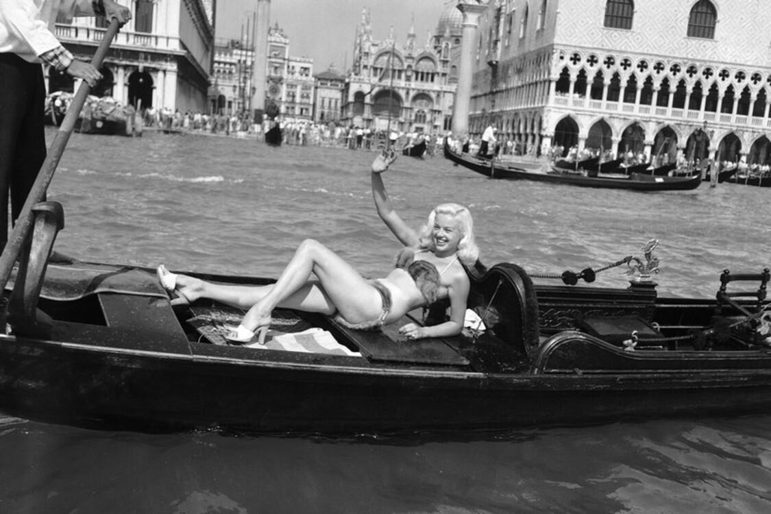 Діана Дорс, 1955