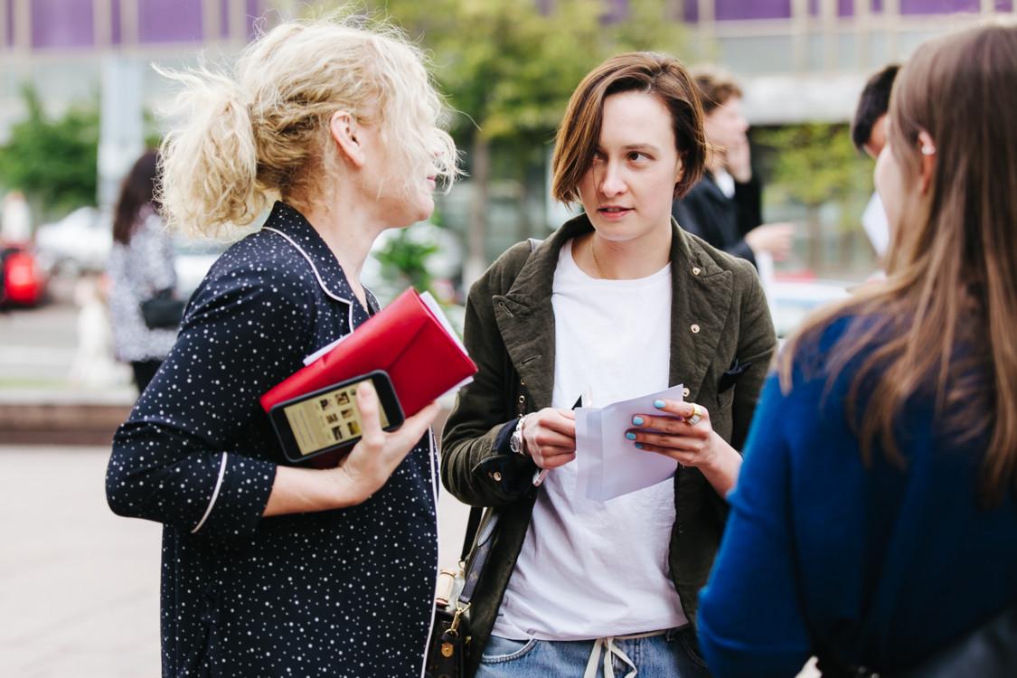 Лилия Пустовит и Ольга Сушко