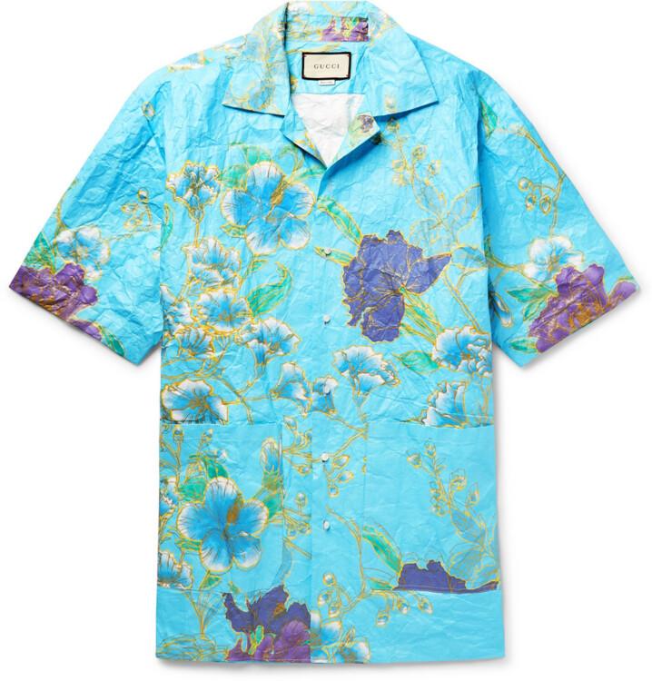 Мужские гавайские рубашки фото