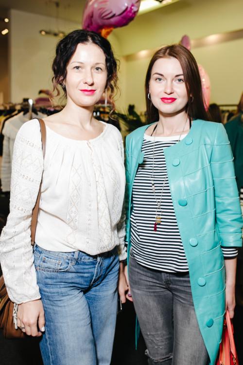 Светлана Рощук, Елена Добрынская