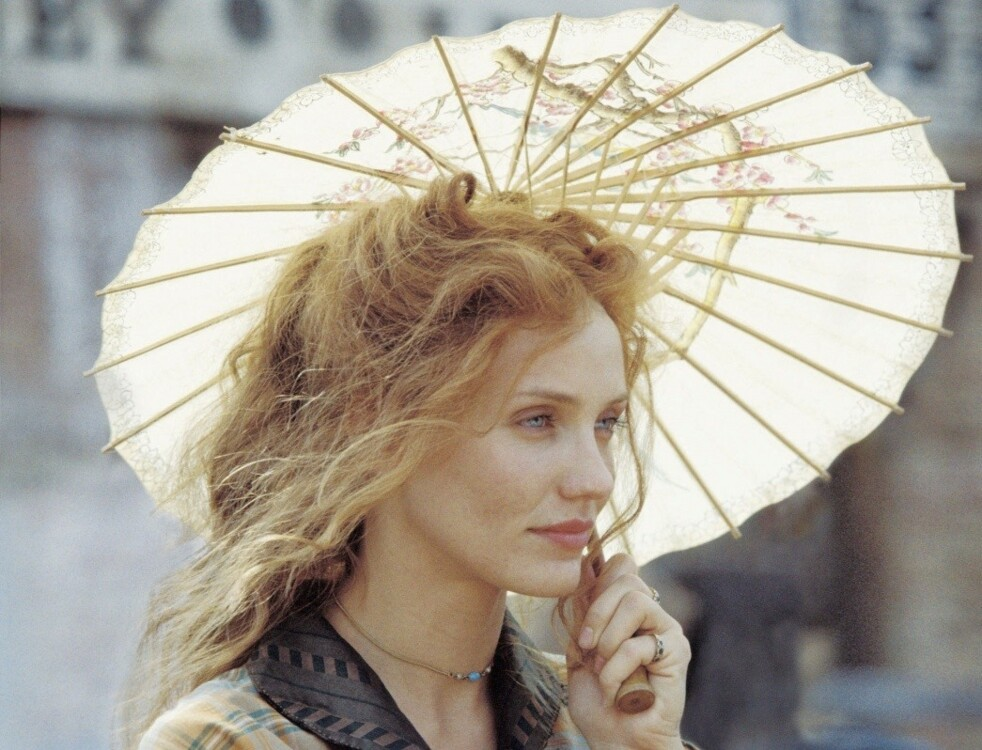 "Кадр из фильма ""Банды Нью-Йорка"", 2002"