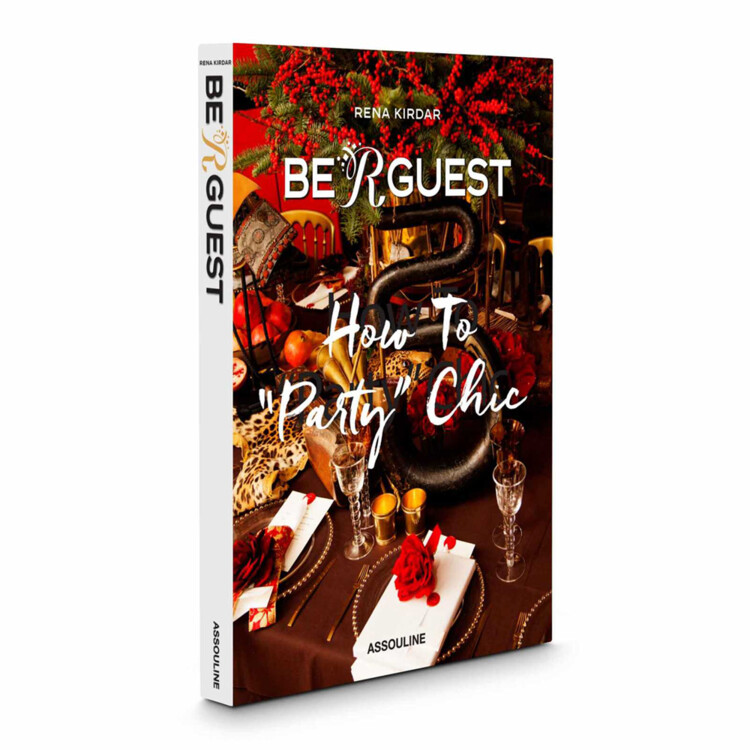 Книжка How to party Chic, Assouline