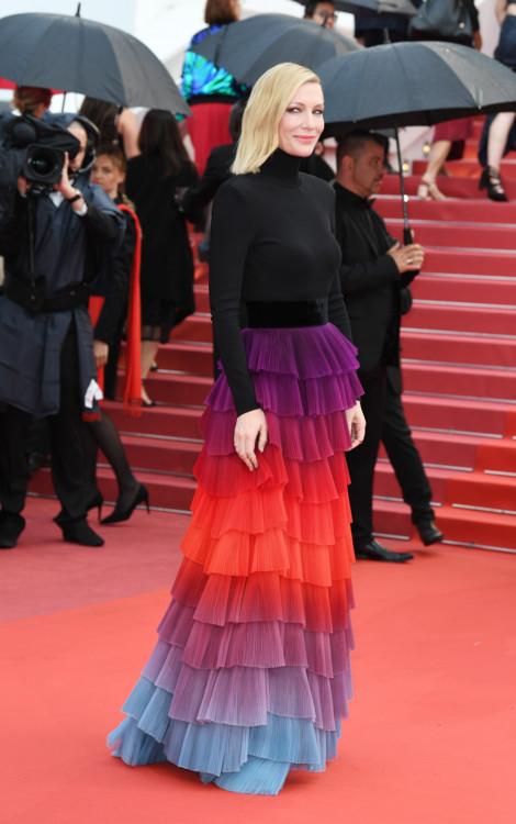 Кейт Бланшетт в Givenchy Couture