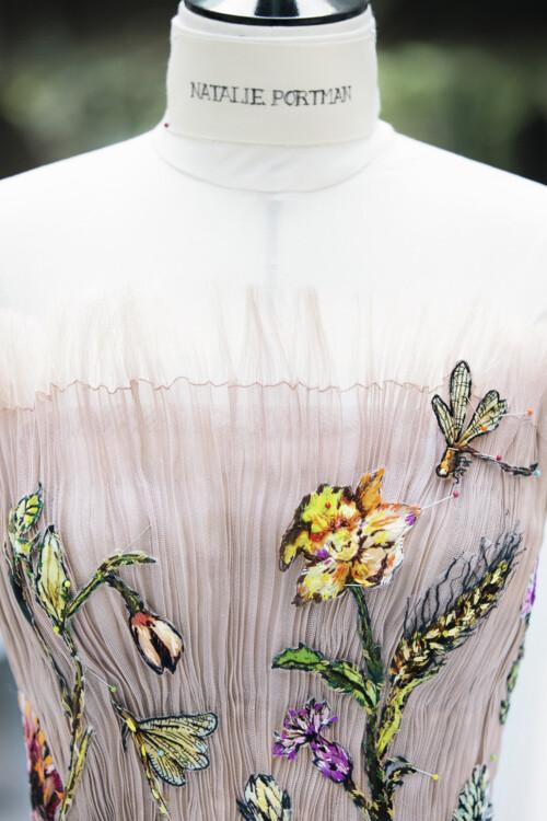 Miss Dior Dress 2021 фото