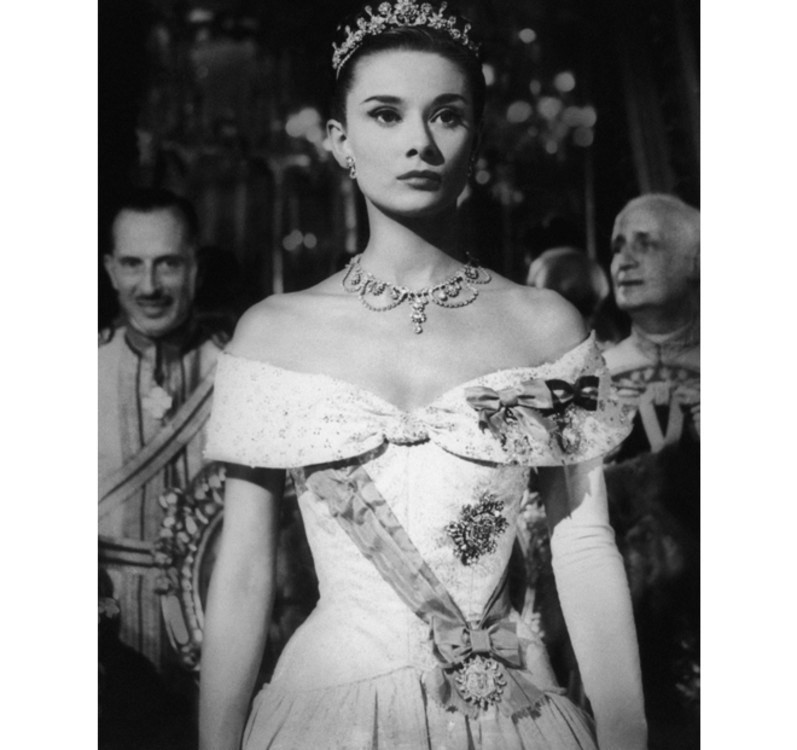 """""""Римские каникулы"""", 1953"""