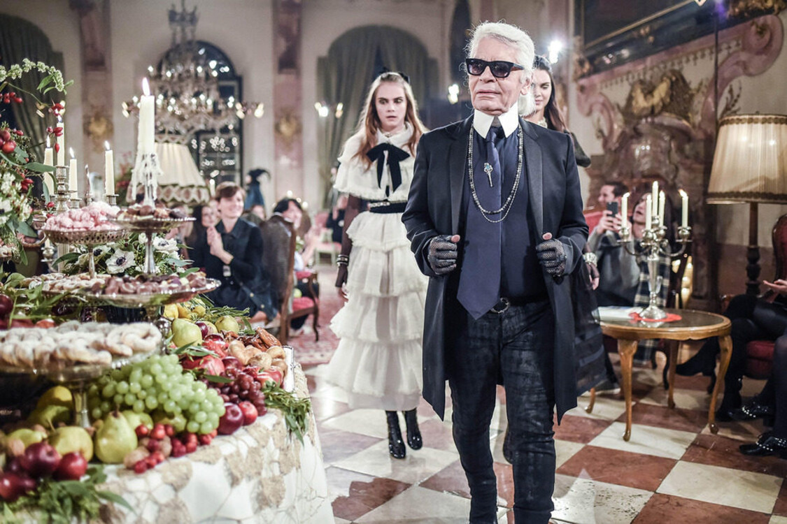 Chanel Métiers d'Art в Зальцбурге