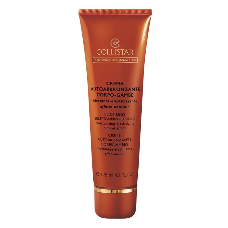 Крем-автозагар для тела и ног, Collistar