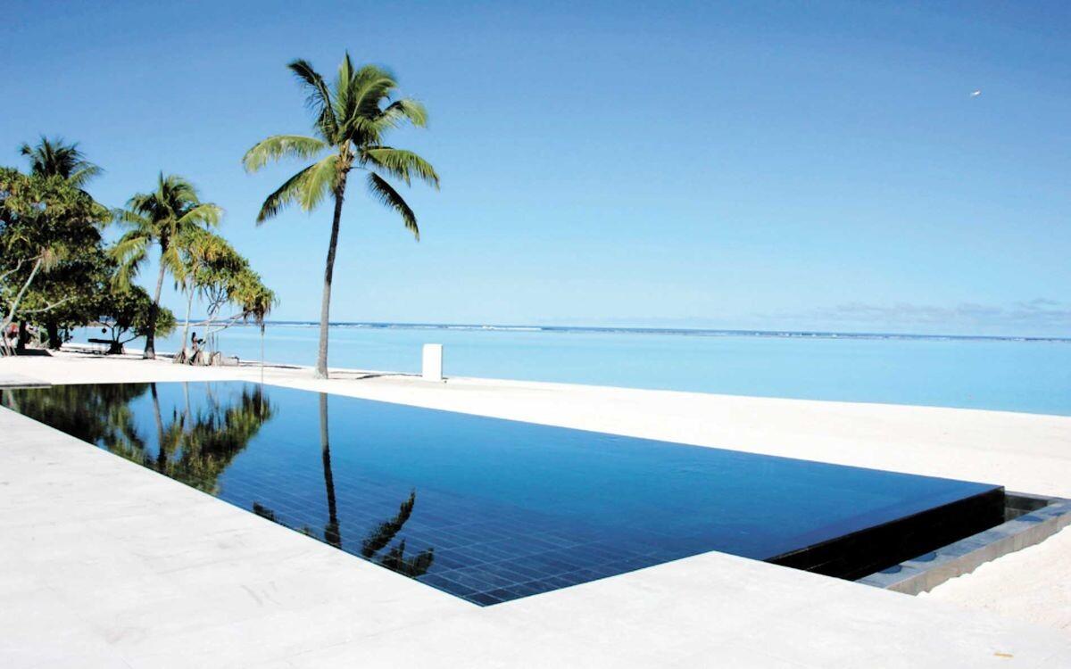 Nukutepipi, Таїті, узбережжя Тихого океану