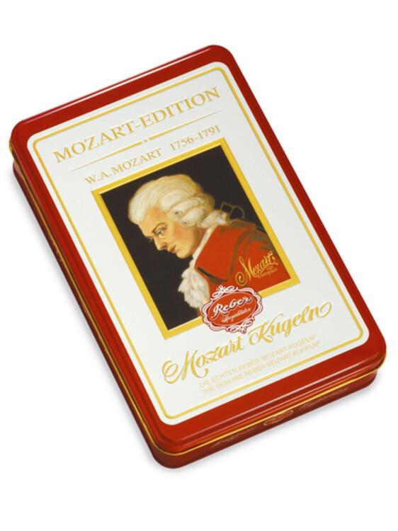 Цукерки з марципаном Mozart, Reber