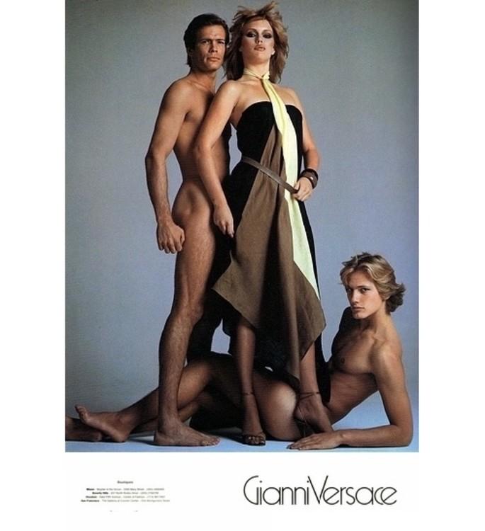 Gianni Versace весна-лето 1980