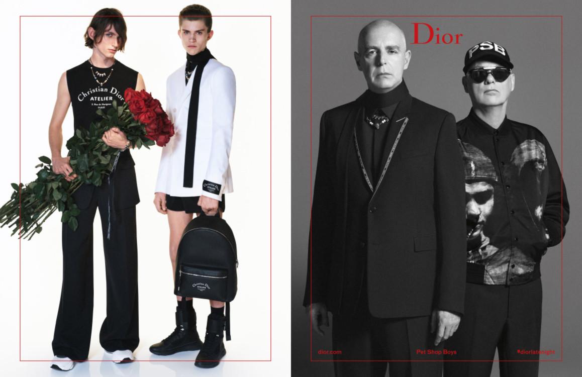 Dior Homme весна-лето 2018