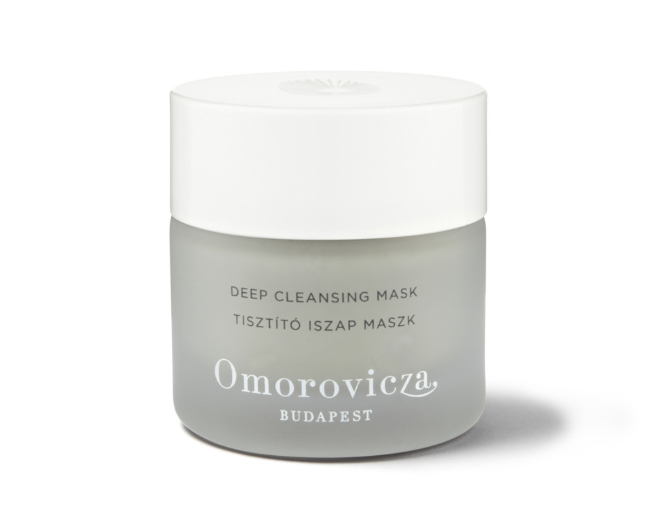 Маска, обогащённая кальцием и магнием, Deep Cleansing Mask, Omorovicza