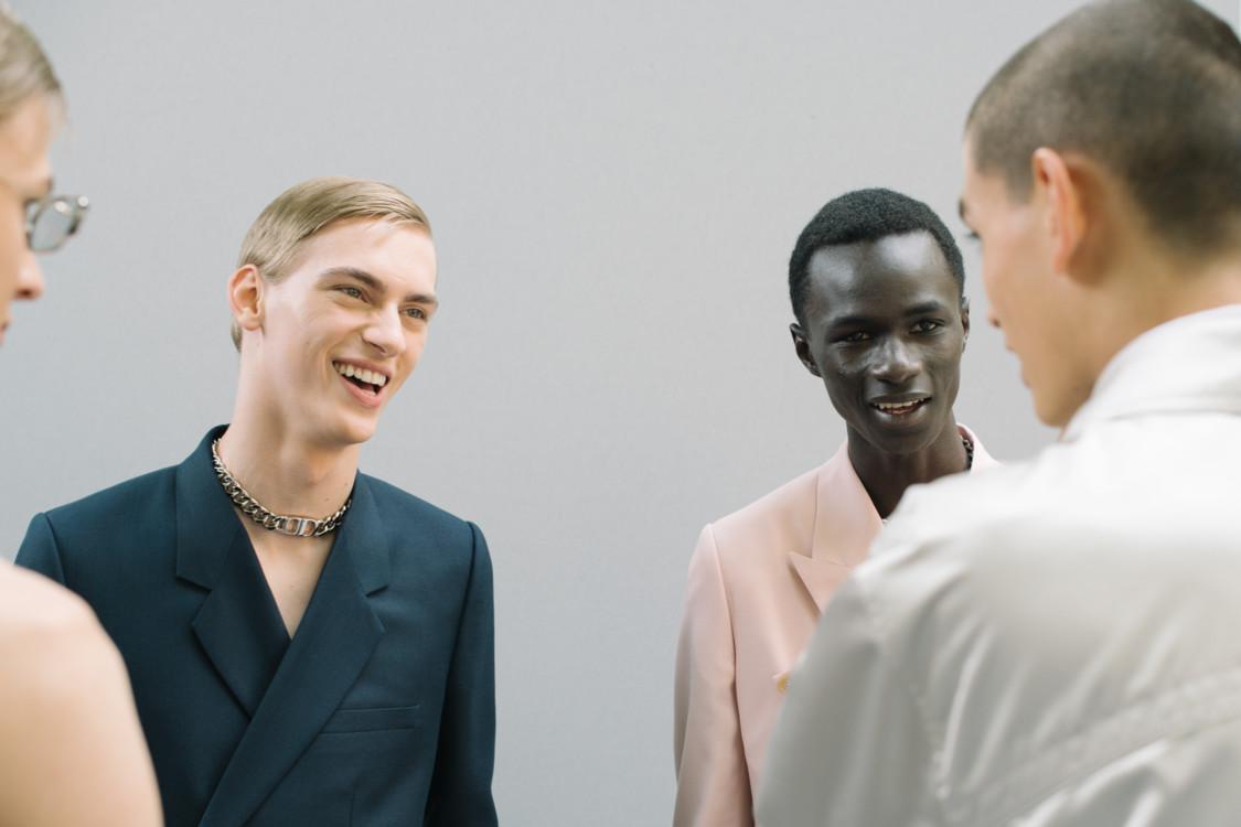 Dior Menswear весна-лето 2019