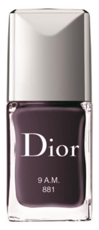 Лак для нігтів Dior Vernis №881 9 A.M., Dior