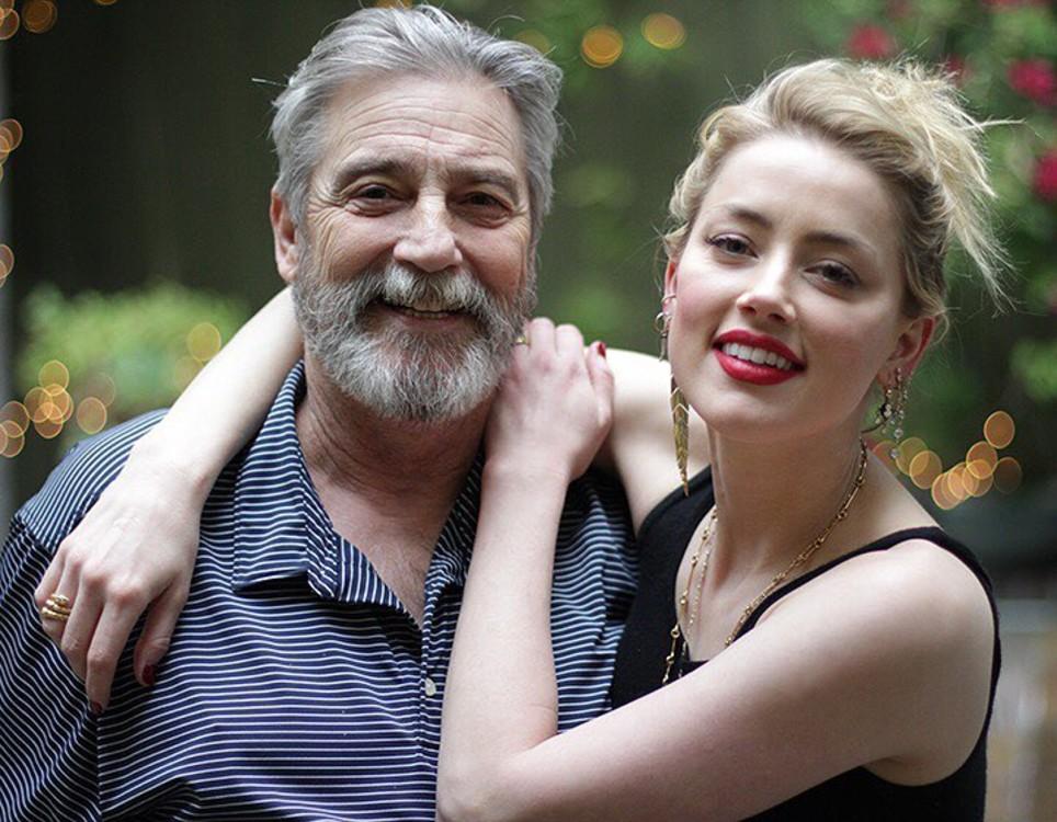 Ембер Герд зі своїм батьком