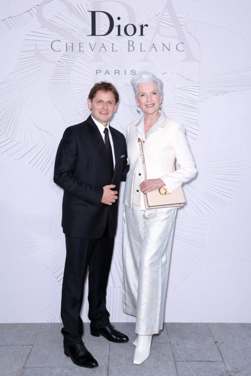 Лоран Клейтман, Dior, и Мей Маск